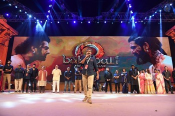 Baahubali 2 Pre Release Event 4 - 9 of 30