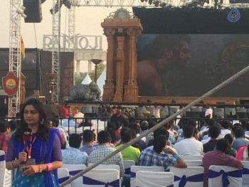 Baahubali 2 Pre Release Event Arrangements Photos - 7 of 20