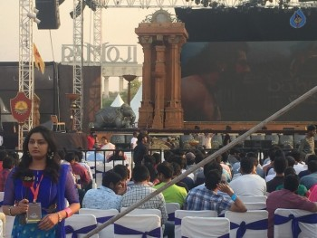 Baahubali 2 Pre Release Event Arrangements Photos - 8 of 20