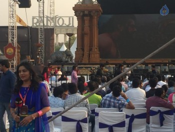 Baahubali 2 Pre Release Event Arrangements Photos - 10 of 20