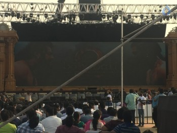 Baahubali 2 Pre Release Event Arrangements Photos - 11 of 20