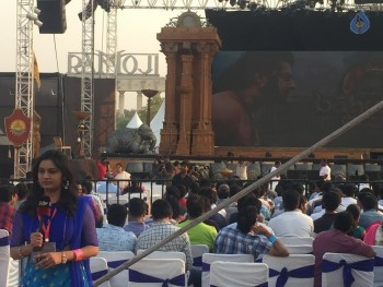 Baahubali 2 Pre Release Event Arrangements Photos - 15 of 20