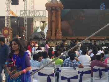 Baahubali 2 Pre Release Event Arrangements Photos - 20 of 20