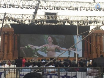 Baahubali 2 Pre Release Event Arrangements Pics - 1 of 38