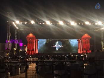 Baahubali 2 Pre Release Event Arrangements Pics - 4 of 38