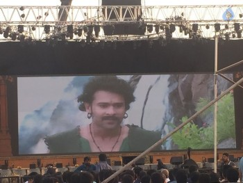 Baahubali 2 Pre Release Event Arrangements Pics - 13 of 38