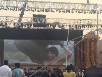 Baahubali 2 Pre Release Event Arrangements Pics - 15 of 38