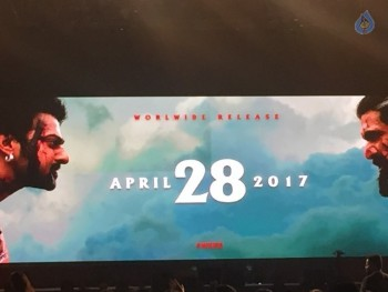 Baahubali 2 Pre Release Event Arrangements Pics - 19 of 38