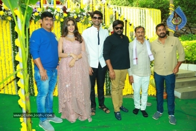 Bellamkonda  Sreenivas New Movie Opening  - 22 of 51