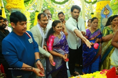 Bellamkonda  Sreenivas New Movie Opening  - 24 of 51