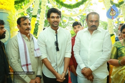 Bellamkonda  Sreenivas New Movie Opening  - 26 of 51