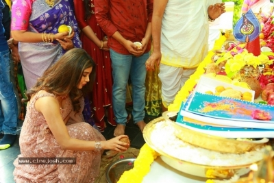 Bellamkonda  Sreenivas New Movie Opening  - 27 of 51