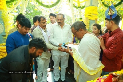 Bellamkonda  Sreenivas New Movie Opening  - 31 of 51