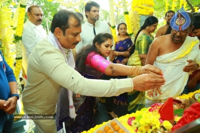Bellamkonda  Sreenivas New Movie Opening  - 33 of 51