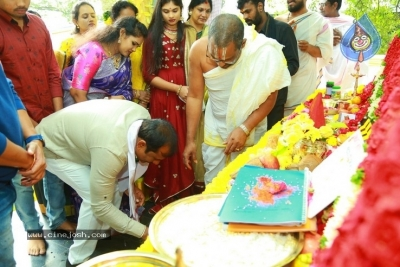Bellamkonda  Sreenivas New Movie Opening  - 34 of 51
