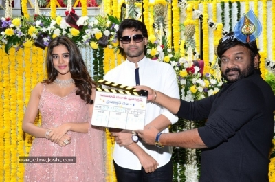 Bellamkonda  Sreenivas New Movie Opening  - 35 of 51