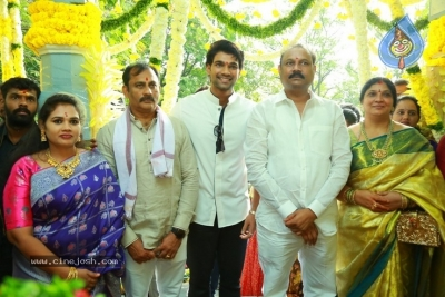 Bellamkonda  Sreenivas New Movie Opening  - 40 of 51