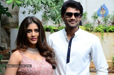 Bellamkonda  Sreenivas New Movie Opening  - 41 of 51