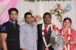 Celebs at Art Director Mithran Jawahar Wedding Reception - 1 of 27