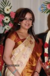 Celebs at Art Director Mithran Jawahar Wedding Reception - 4 of 27