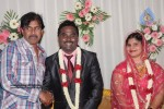 Celebs at Art Director Mithran Jawahar Wedding Reception - 7 of 27