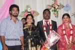 Celebs at Art Director Mithran Jawahar Wedding Reception - 9 of 27