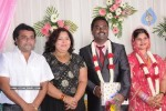 Celebs at Art Director Mithran Jawahar Wedding Reception - 15 of 27