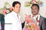 Celebs at Art Director Mithran Jawahar Wedding Reception - 17 of 27