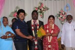 Celebs at Art Director Mithran Jawahar Wedding Reception - 21 of 27