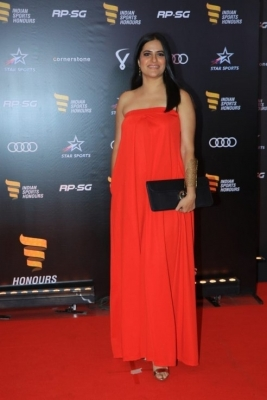 Celebs at Indian Sports Honours Awards 2019 - 5 of 42