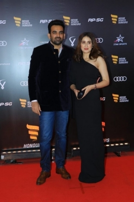 Celebs at Indian Sports Honours Awards 2019 - 7 of 42