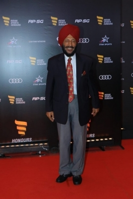 Celebs at Indian Sports Honours Awards 2019 - 9 of 42