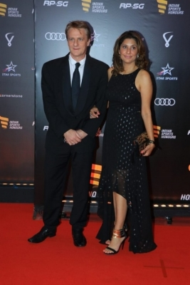 Celebs at Indian Sports Honours Awards 2019 - 15 of 42