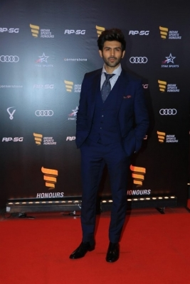Celebs at Indian Sports Honours Awards 2019 - 16 of 42
