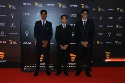 Celebs at Indian Sports Honours Awards 2019 - 19 of 42