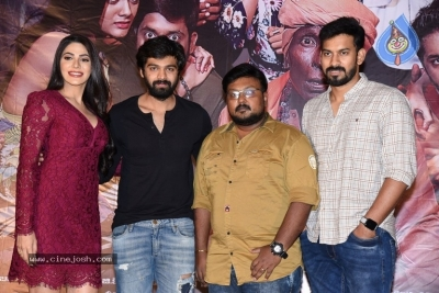 Chikati Gadilo chithakotudu Success meet - 3 of 21