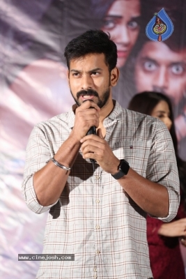 Chikati Gadilo chithakotudu Success meet - 10 of 21