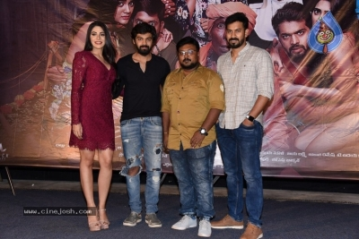 Chikati Gadilo chithakotudu Success meet - 13 of 21