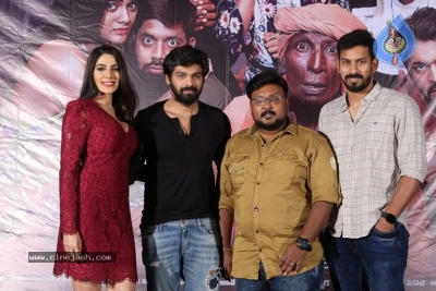 Chikati Gadilo chithakotudu Success meet - 14 of 21