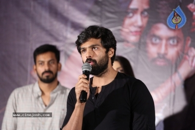 Chikati Gadilo chithakotudu Success meet - 15 of 21