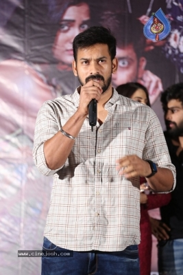 Chikati Gadilo chithakotudu Success meet - 16 of 21