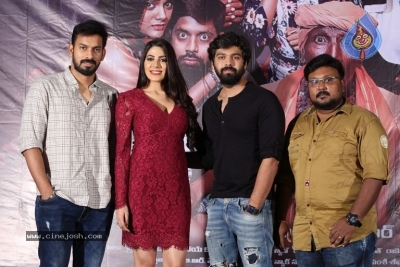 Chikati Gadilo chithakotudu Success meet - 20 of 21