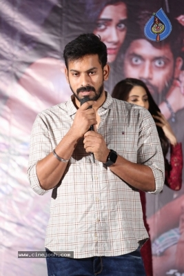 Chikati Gadilo chithakotudu Success meet - 21 of 21