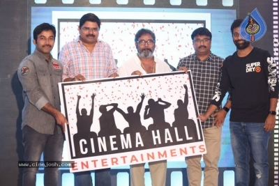 Cinema Hall Movie Banner Launch - 14 of 21