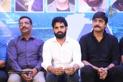 Cinema meets Cricket For A Good Cause Cancer Awareness Press Meet - 30 of 29