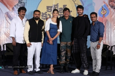 College Kumar Movie Teaser Launch - 13 of 26