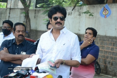 Dasari Arun Kumar Press Meet - 3 of 10