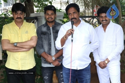 Devarakondalo Vijay Prema Katha Poster Launch Photos - 2 of 10