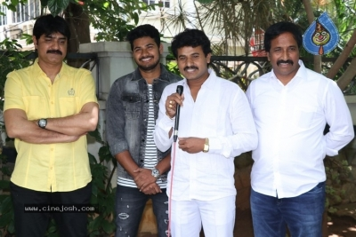 Devarakondalo Vijay Prema Katha Poster Launch Photos - 3 of 10
