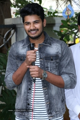 Devarakondalo Vijay Prema Katha Poster Launch Photos - 4 of 10